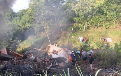 Caminhoneiro do Piauí morre em acidente no Maranhão