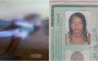 Mulher é presa suspeita de matar homem a facada em Nazaré do Piauí