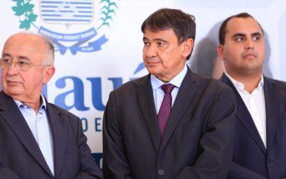 Governador pede compreensão ao tratar de cargos com Júlio César e Georgiano Neto