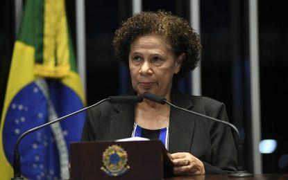 Senadora Regina Sousa critica reajuste a ministros do STF