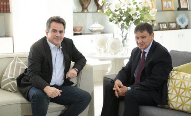 Wellington Dias fala sobre pautas federativas com senador Ciro Nogueira