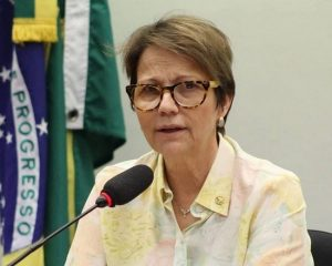 Escolhida a 1ª ministra de Jair Bolsonaro