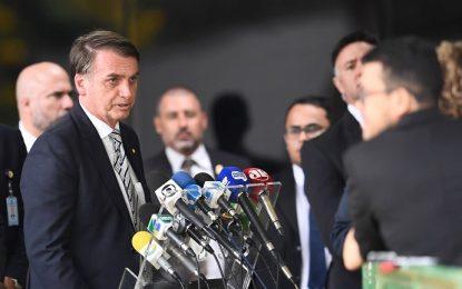 Bolsonaro fala em aprofundar reforma trabalhista: Difícil ser patrão