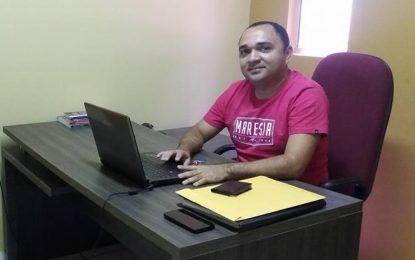 Vereador Tharlis vai enfrentar o candidato oficial da prefeita Neidinha