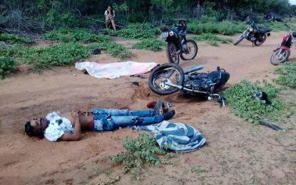 Grave acidente deixa 2 mortos e um ferido em Dom Inocêncio, no Sul do Piauí