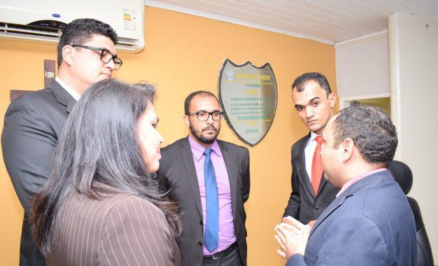 Grupo da prefeita Neidinha perde eleição para presidência da Câmara de Guadalupe