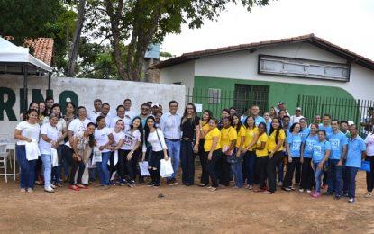 Prefeitura de Água Branca realiza mutirões de combate à dengue