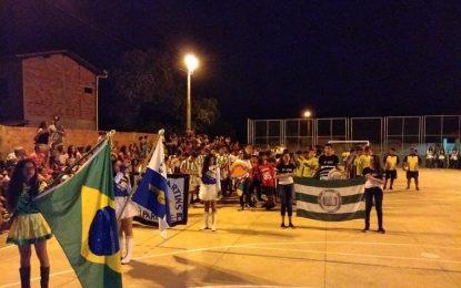 Jogos Intercolegiais em Marcos Parente resgata tradição das competições escolares