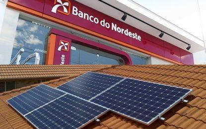 BNB inicia financiamento de energia solar para uso residencial
