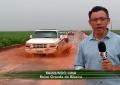 Chuva piora condição da PI-392 e caminhoneiros reclamam: 'se o inferno existe é aqui'
