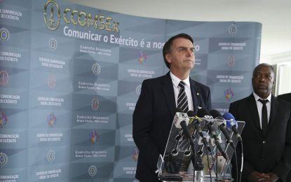 Bolsonaro quer votar reforma da Previdência no primeiro semestre