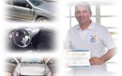 Presidente da Câmara de Floriano gasta 30 mil reais em reforma de carro ano 2010