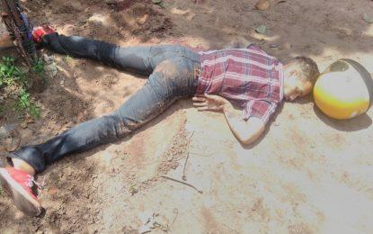 Bandido mata comparsa ao tentar acertar vítima em Teresina