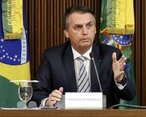 Bolsonaro diz que concessão de BRs vai gerar 4 mil empregos