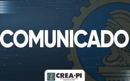 CREA-PI pede retificação de edital de concurso público de Floriano