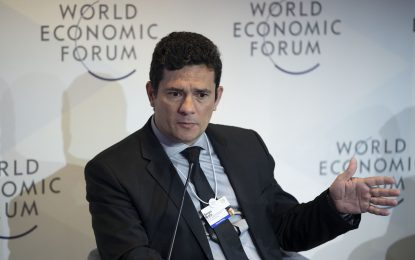 O governo nunca irá interferir no trabalho de investigadores, afirma Moro