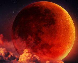Superlua de sangue de lobo: novo ano começará com eclipse lunar total