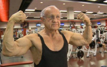 Musculação auxilia idosos contra doenças e condições crônicas
