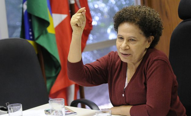 Vice-governadora do Piauí terá 13 PMs trabalhando em seu gabinete