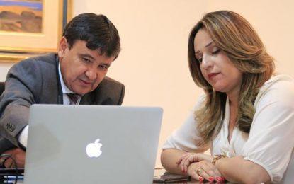 Rejane Dias descarta a possibilidade de reassumir SEDUC
