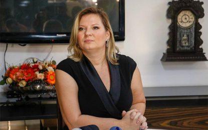 Em Teresina, Joice Hasselmann diz que quer despetizar o Nordeste