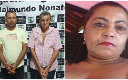 Polícia prende acusados de homicídio brutal no Sul do Piauí