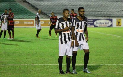 Floriano fica mais uma vez fora da elite do futebol piauiense