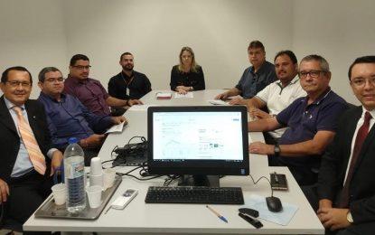 CREA-PI participa de reunião no MP sobre as condições das barragens do Estado