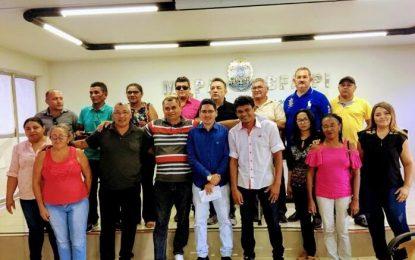 Presidente do Sindpesca de Guadalupe participa de encontro em Teresina