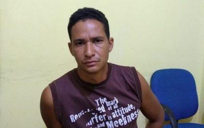 Acusado de estupro é preso pela polícia civil de Guadalupe
