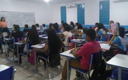 Prefeitura de Marcos Parente dá início ao ano letivo da rede municipal de ensino