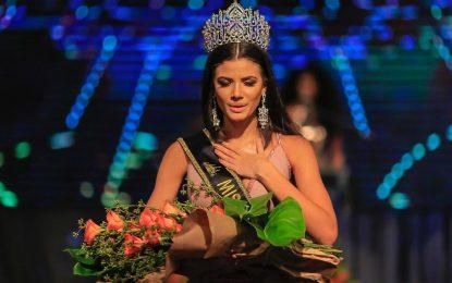 Dagmara Landim é eleita a Miss Piauí Be Emotion 2019