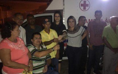 Jerumenha faz 129 anos e ganha nova ambulância para o hospital local