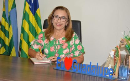 Prefeita Neidinha divulga programação do Carnaval de Guadalupe e convida população e turistas para conferir a maior festa popular do Sul do Piauí