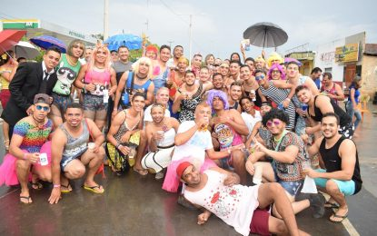 Bloco das Virgens completa 10 anos no carnaval de Guadalupe