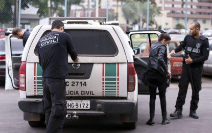 Polícia combate exploração sexual contra crianças na internet