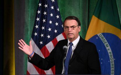 Bolsonaro e Trump se reúnem hoje na Casa Branca