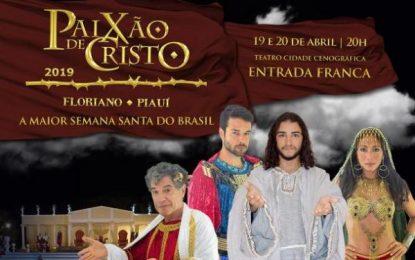 Grupo Escalet divulga atores convidados para a 24° Paixão de Cristo em Floriano