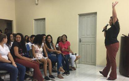 Marcos Parente realiza Semana de Prevenção da Gravidez na Adolescência