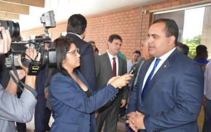 Georgiano Neto confirma que pode disputar a prefeitura de Teresina em 2020.