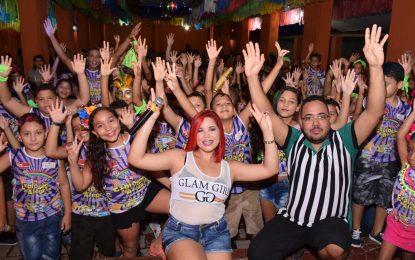 Daniel & Banda anima o último dia de folia do Mulekada em Guadalupe