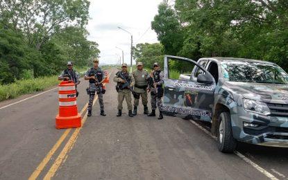 Polícia Militar realiza Operação Carnaval 2019 em Guadalupe