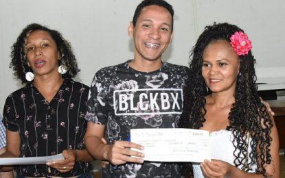 Escola de samba Mocidade Independente vence  em Floriano