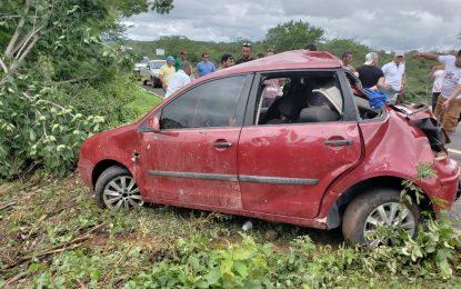 Empresária florianense morre em acidente na BR-230