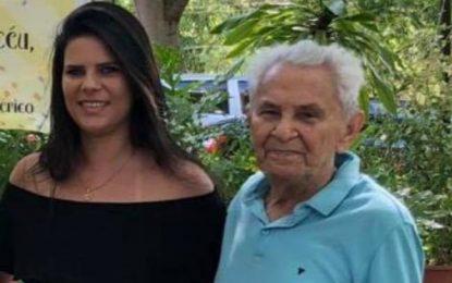 Morre aos 88 anos Dr. Oséas Rocha, ex-prefeito de Jerumenha
