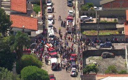 Massacre em escola deixa 10 mortos em Suzano, na Grande SP