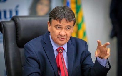 Wellington Dias suspende novas ordens de serviço para obras
