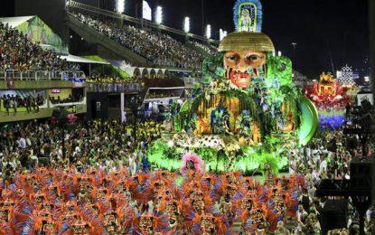Mangueira é a campeã do Carnaval 2019 do Rio de Janeiro