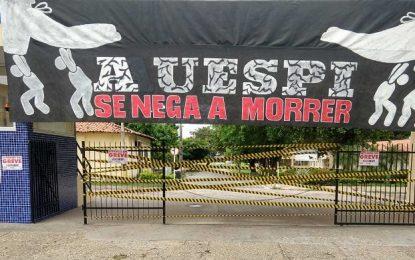 W. Dias pede bom senso aos professores da UESPI após início de greve