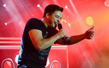 Wesley Safadão reclama da atitude de fãs em shows